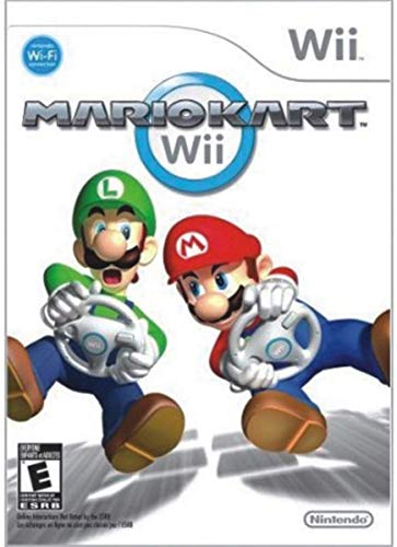 Wii Mario Kart  World Edition