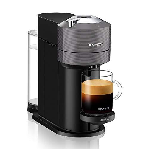 Nespresso Vertuo Next 11707 Coffee Machine by Magimix, Grey