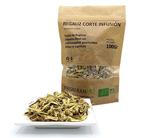 FRISAFRAN - Infusión de Regalíz Ecologico certificado (100