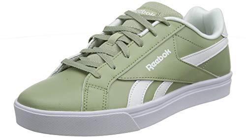 Reebok Royal COMPLETE3LOW, Zapatillas de Tenis para Mujer, MYSGRY/Blanco/Blanco, 39 EU