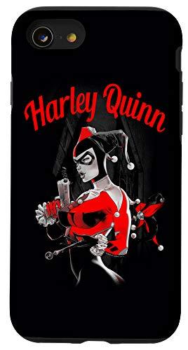 41Vs+jISqIL Harley Quinn Phone Cases iPhone 7
