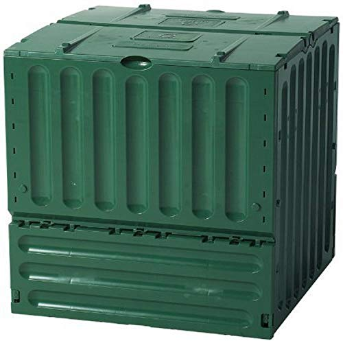 Buy Bargain Tierra Garden 627001 Large Eco King Polypropylene 158-Gallon Composter, Green