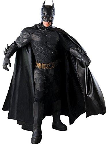Kost-me f-r alle Gelegenheiten RU56214XL Extra Large Batman Latex Anzug Erwachsene