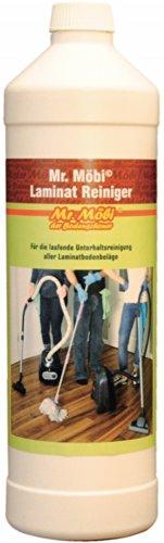 Mr.Möbi Laminat Reiniger, 1 Ltr. - Die perfekte Reinigung!