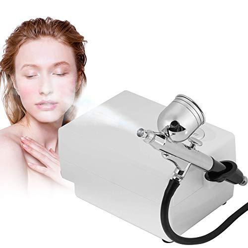 Cuidado Facial dispositivo de masaje, agua pulverizador de oxígeno Beauty Machine Micro...