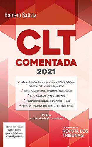Clt Comentada 3º Edição
