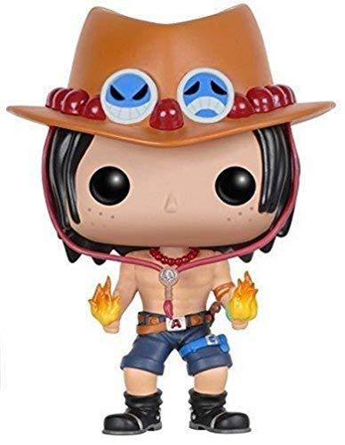 Funko 6358 One Piece 6358 S1 POP Vinyl Portgas D. Ace Figure, Multi