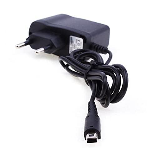 Chargeur de conduites de néon pour Nintendo DSI XL / DSI / 3DS (bouchon de EU 2 broches)