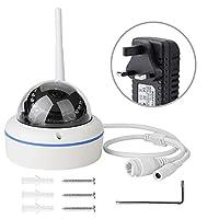 ドーム監視カメラ、リモートホームモニタリング、家族用モニター用P66レベル防水、ペットケア、子供および高齢者ケア(British regulatory)