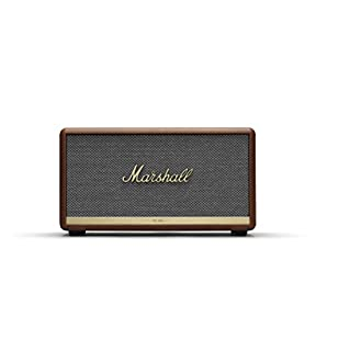 Marshall Stanmore II Bluetooth Speaker - Brown (UK) (B07W7S1QLP) | Amazon price tracker / tracking, Amazon price history charts, Amazon price watches, Amazon price drop alerts