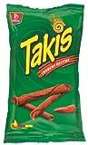 Barcel, Takis, Crunchy Fajita, Rolled Tortilla Snacks, 9.9oz Bag (Pack of 3)