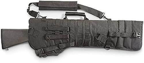 VISM byNcStar Tactical Rifle Scabbard (CVRSCB2919B), Black