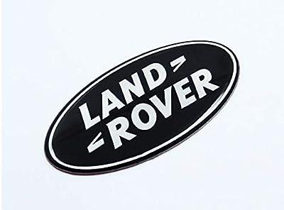 LAND ROVER Genuine OEM Range Rover Sport BLACK Grille Grill-Emblem Badge Nameplate DAG500160