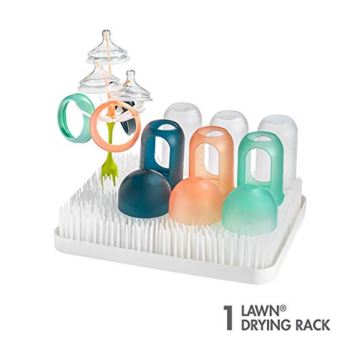 Boon Lawn Countertop Drying Rack, White