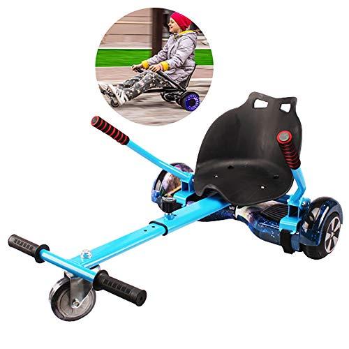FLy Ajustable Go Kart Asiento Silla Self Balancing para Derrapar Y Hacer...