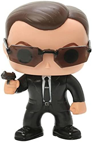 Funko Pop  The Matrix Agent Smith Vinyl Figure by FunKo