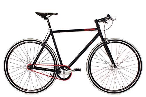 KS Cycling Fixie Fitness-Bike Single Speed 28'' Essence...