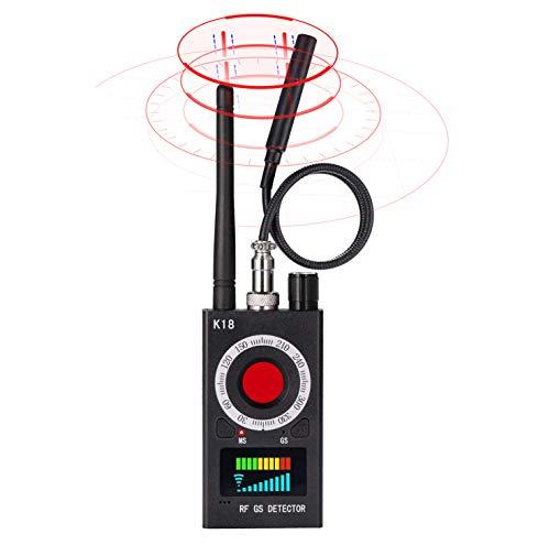 Music_90s RF Device Detector Hidden Camera Finder,...