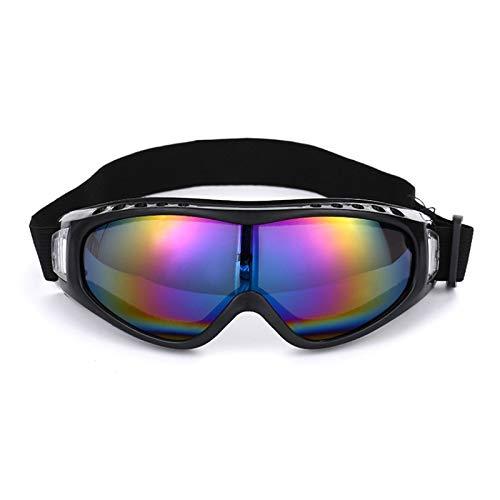 anruo Sportmotorfiets skibril sneeuwblind UV-bescherming zonnebril paardrijden kleding anti-verblinding gepolariseerde bril