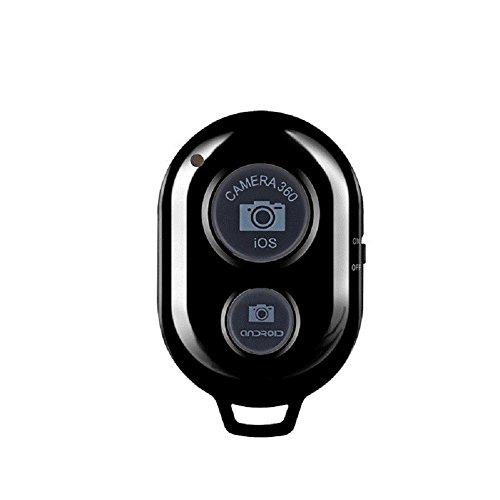 HomJo Universal Bluetooth Wireless Remote Shutter Kamera Telefon Monopod Selfie Stick Shutter Selbstauslöser Timer Fernbedienung für iphone , 1