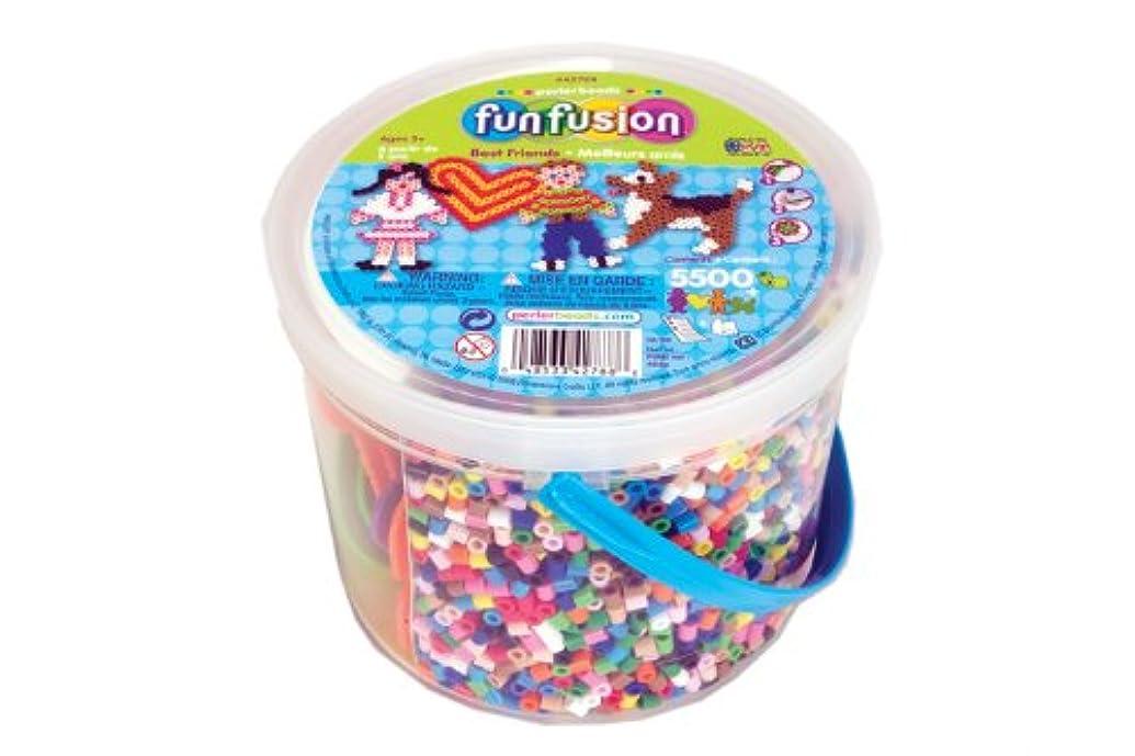 Perler Fun Fusion Fuse Bead Bucket-Best Friends