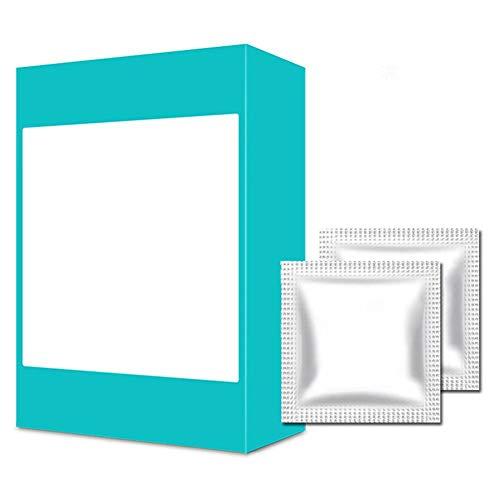 Pastillas de limpieza para dentaduras postizas Pastillas para limpieza de efervescencia - 60 tabletas para limpiar y desinfectar dentaduras flexibles y todos los demás dispositivos