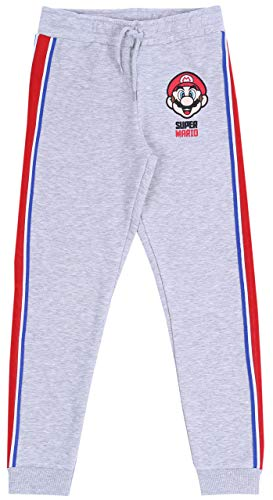 Grijze joggingbroek Super Mario