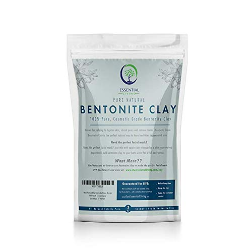 Essential Living Bentonite Dietary Supplement