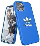adidas Hülle Entwickelt für iPhone 12 / iPhone 12 Pro 6.1, Fallgeprüfte Hüllen, stoßfeste...