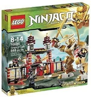 LEGO (LEGO) Ninjago (Ninja Go) Temple of Light 70505 block toys (parallel import)