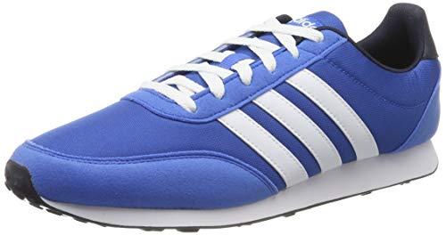 Adidas Men's Trublu/Ftwwht/Legink Running Shoes-9 UK/India (43.34 EU) (F34450)