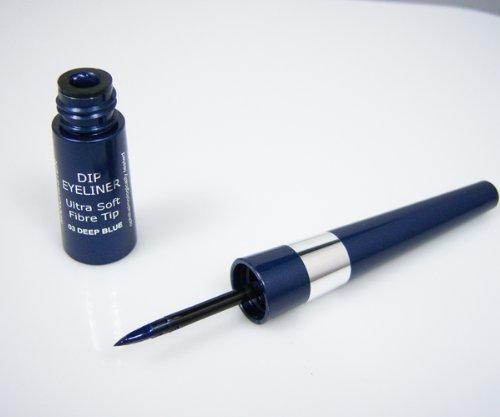 Makki tief blau Ultra dünner Flüssig-Eyeliner Matte Finish