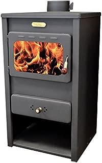 Estufa de leña Log quemador chimenea para calefacción