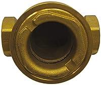 RS PRO チェックバルブ 逆止弁 真鍮 7209336