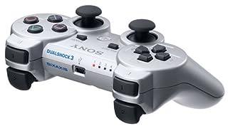 PlayStation 3 - DualShock 3 Wireless Controller, silber (B006ZX6DXO) | Amazon price tracker / tracking, Amazon price history charts, Amazon price watches, Amazon price drop alerts