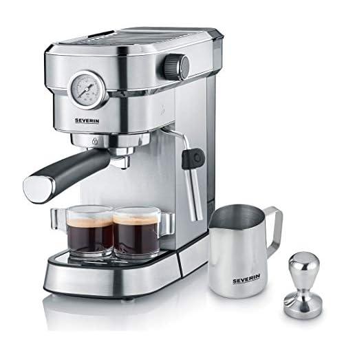 Espressomaschinen unter 200 Euro: SEVERIN Espresa Plus KA 5995