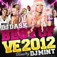 ヒップホップ・2012年ベスト【MixCD】DJ Dask Presents Best Of VE 2012 / DJ Mint