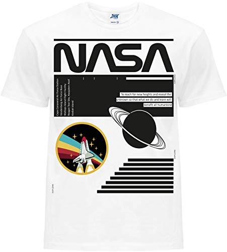 NASA - Camiseta unisex para hombre y...