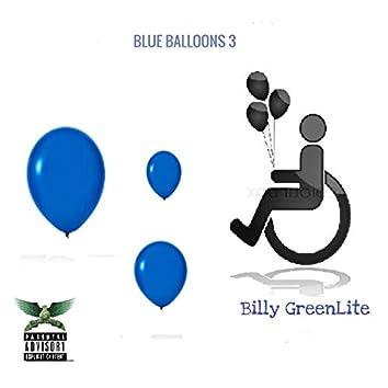 Blue Balloons 3