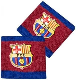 FC Barcelona Crest Wristbands