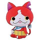 Peluches Japón Anime Yo-Kai Watch Jibanyan Cat Muñeco De Peluche De Felpa Cosplay 30cm Juguetes para Niños Niños