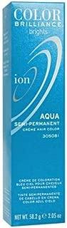 Ion Color Brilliance Brights Semi-Permanent Hair Color Aqua by Ion
