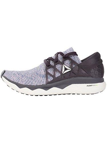 Reebok Floatride Run Ultk, Zapatillas de Running para Mujer Gris/(Quartz/Purple Fog/Smoky Volcano) 000, 37 EU