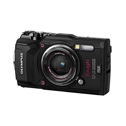 Olympus TG-5 Waterproof Camera with 3-Inch LCD, Black...