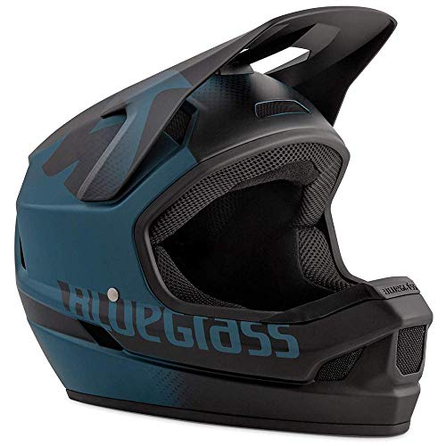 Elizabeth Arden Bluegrass Legit Helm Petrol Blue/Black/Texture Kopfumfang M   56-58cm...