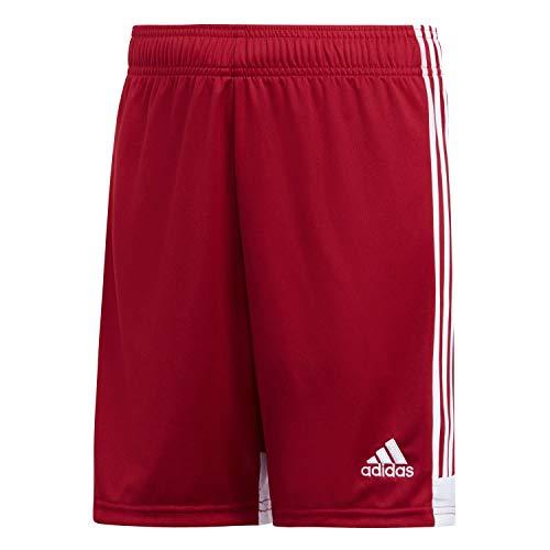 adidas Kinder Tastigo 19 Shorts, Power red/White, 152