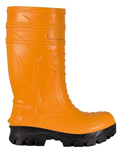 Cofra 00040-012 - Stivali di sicurezza Thermic D.GREEN S5 MET, misura 44,...