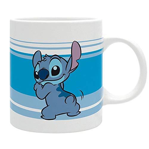 Lilo & Stitch - Taza de café - Experiment 626 - Cerámica...