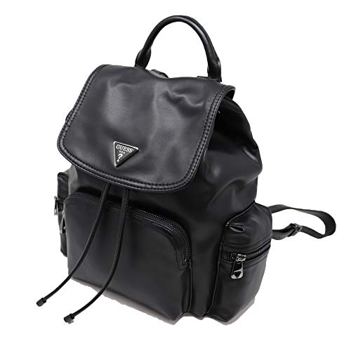 Guess SAN DIEGO LARGE BACKPACK, Donna, BLACK, One Size