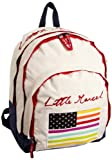 Little Marcel Unisex Adult - Mochila de Deporte, Color Blanco